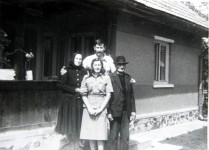 Cu bunicii si sora Ileana
