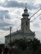 Biserica in dimineata de Rusalii
