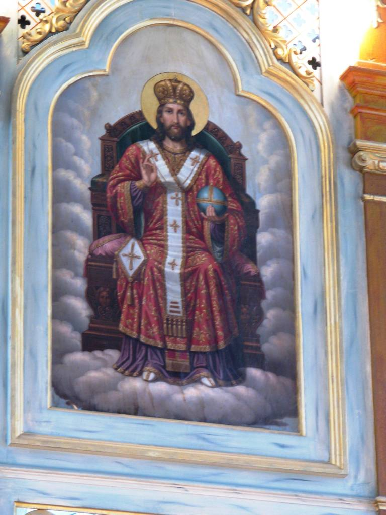 Sfintul Nicolae, ocrotitorul Bozintei